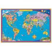 verdenskort / verdens kort - eeboo - Til Boligen
