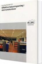 effektive belysningsanlæg i storrumskontorer - bog