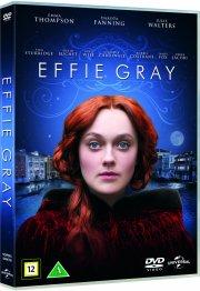 effie gray - DVD