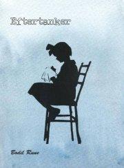 eftertanker - bog