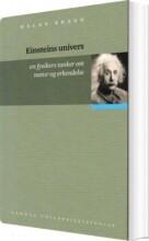 einsteins univers - bog