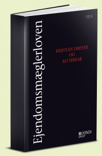 ejendomsmæglerloven - bog