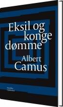 eksil og kongedømme - bog