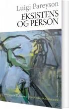 eksistens og person - bog