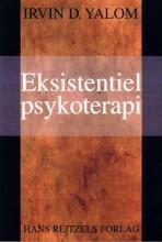 eksistentiel psykoterapi - bog
