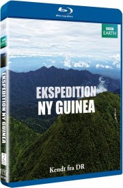 ekspedition ny guinea - bbc earth - Blu-Ray