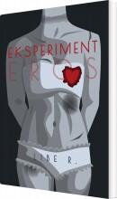 eksperiment eros - bog