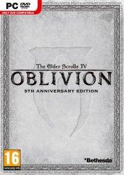 elder scrolls iv: oblivion - 5th anniversary edition - PC