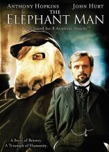 elefantmanden - DVD