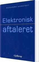 elektronisk aftaleret - bog