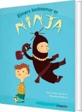 elmers bedstemor er ninja - bog