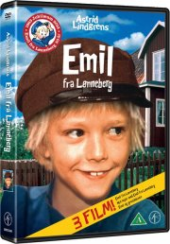 emil fra lønneberg - 50 års jubilæumsbox - DVD