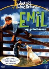 emil fra lønneberg og grisebassen - DVD