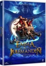 emma og julemanden: jagten på elverdronningens hjerte - DVD