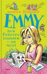 emmy 3 - den fedeste sommer - or not - bog