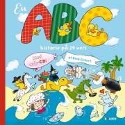 en abc-historie på 29 vers med ab-cd - bog
