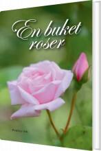 en buket roser - bog