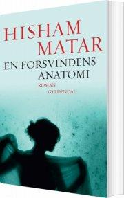 en forsvindens anatomi - bog