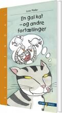 en gal kat og andre fortællinger - bog