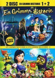 en grimm historie 1 og 2 - DVD