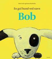 en gul hund ved navn bob - bog