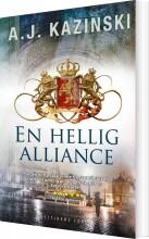 en hellig alliance - bog