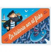 en historie om at fiske - bog