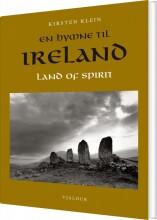 en hymne til irland - bog