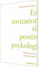 en invitation til positiv psykologi - bog