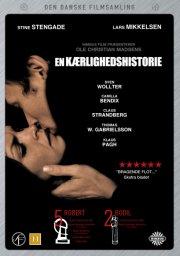 en kærlighedshistorie - DVD