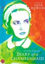 diary of a chambermaid / en kammerpiges dagbog - DVD