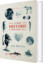 en kort historie om næsten alt - bog