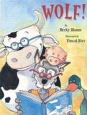 en læselysten ulv - bog