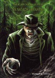 en nat kom en vampyr - bog