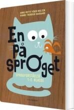 en på sproget - bog
