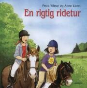 en rigtig ridetur - bog