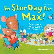 en stor dag for max - bog