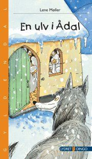 en ulv i ådal - bog