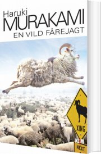 en vild fårejagt - bog