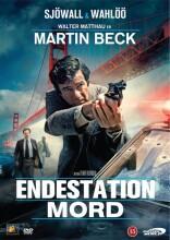 endestation mord / the laughing policeman - DVD