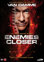 enemies closer - DVD