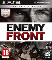 enemy front - limited edition - PS3