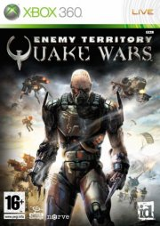 enemy territory quake wars - dk - xbox 360