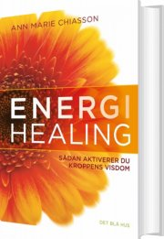 energihealing - bog