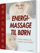 energimassage til børn - bog