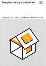 energirenovering af parcelhuse - bog