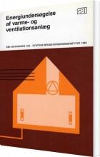 energiundersøgelse af varme- og ventilationsanlæg - bog