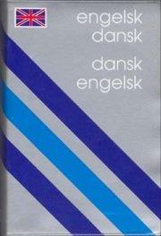 engelsk-dansk/dansk-engelsk ordbog - bog