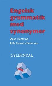engelsk grammatik med synonymer / - bog
