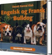 engelsk og fransk bulldog - bog